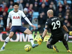 Aston Villa 2 Spurs 3 - Report and pictures