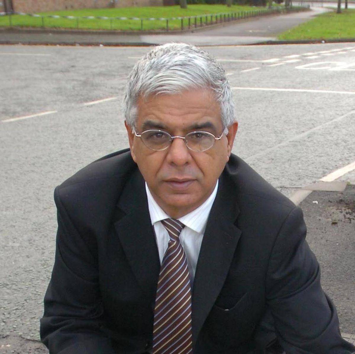 Former deputy leader Mahboob Hussain.