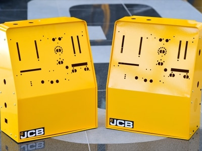 JCB to re-open factory to aid ventilator effort