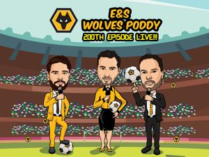 Wolves poddy special with Nathan Judah, Joe Edwards and Tim Spiers