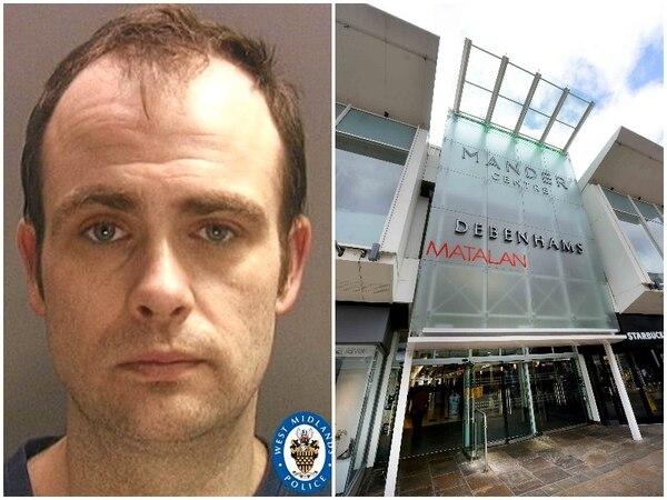 JAILED: Drug addict dragged elderly woman to floor in bid to snatch handbag