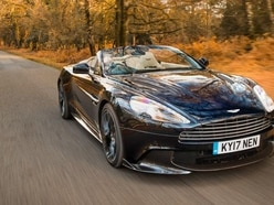 UK Drive: Aston Martin Vanquish S Volante combines stunning looks with an intoxicating V12 soundtrack