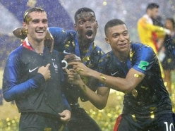You need to hear the song Paul Pogba sang for his France teammates