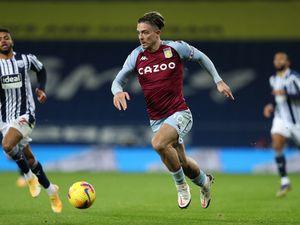 Jack Grealish of Aston Villa. (AMA)