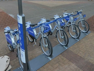 Bike share scheme almost ready to roll out across West Midlands