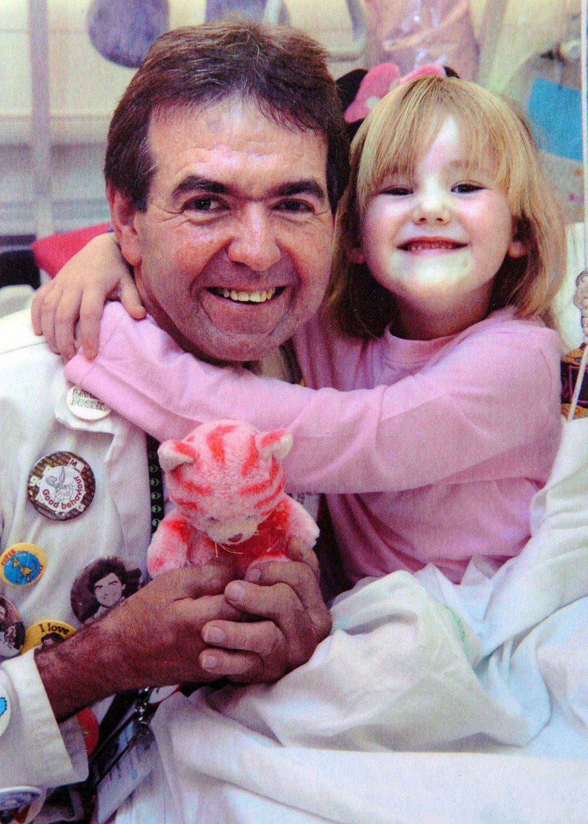 Steve Ford helped hundreds of children over the years