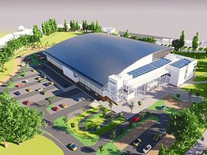 Artist impressions of how the new centre would look. Picture: Sandwell Council