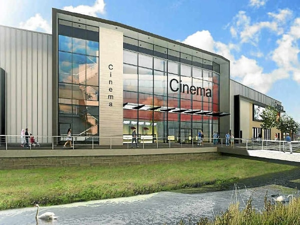 Stafford's new £6.5m Odeon cinema to open before Christmas