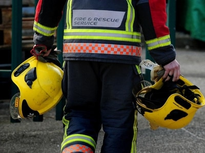 Man in his 90s dies after Fife fire