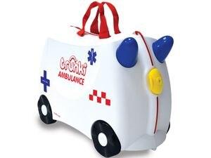 The Trunki ambulance