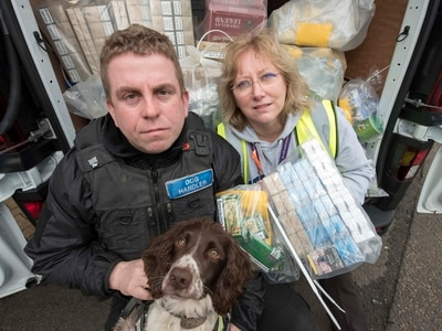 Thousands of Illegal cigarettes and £40k of fake goods seized after Wolverhampton home raid