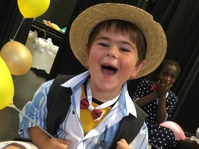 Any Dream Will Do as Ethan, 6, praised by Andrew Lloyd Webber