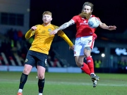 Stuart Sinclair is hoping to make more of an impact at Walsall