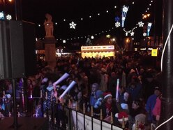 Cannock Christmas light switch-on scaled back