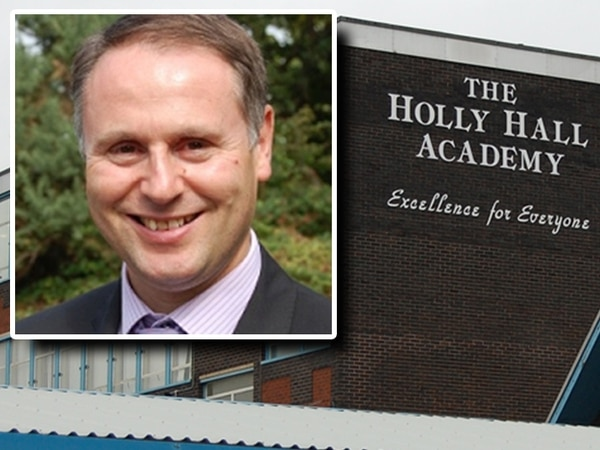 Holly Hall Academy principal quits after Ofsted inspection