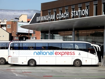 Summer sun shined on National Express as coach business boomed