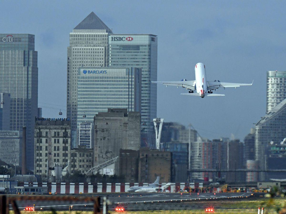 London City Airport jobs
