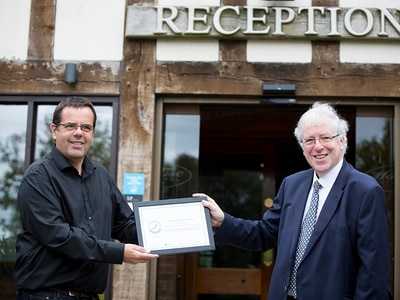 Tourism chief calls on people to help sector bounce back from coronavirus on visit to Staffordshire