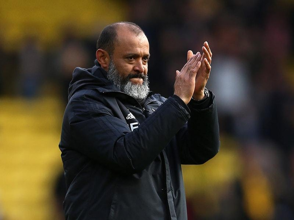 202999f57d06 Wolves boss Nuno not banking on European qualification just yet ...