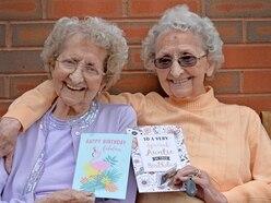 Black Country twins Lilian and Doris turn 96