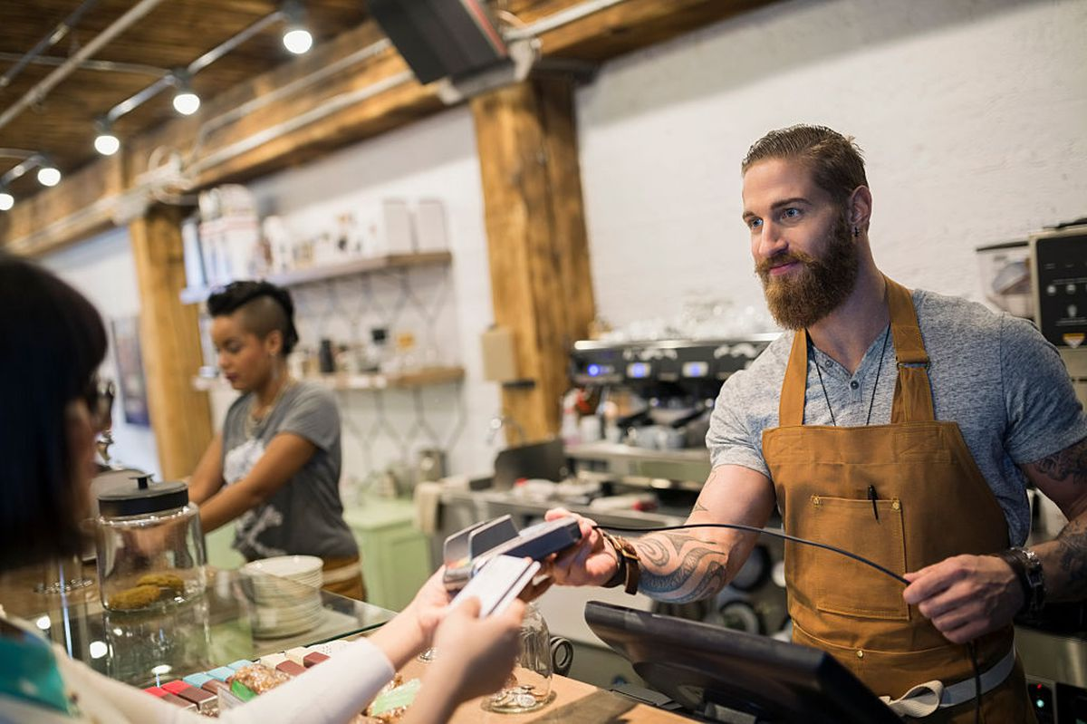 BT is preparing to help small businesses move to cashless transactions