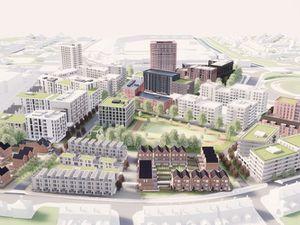 Birmingham Commonwealth Games village plans backed
