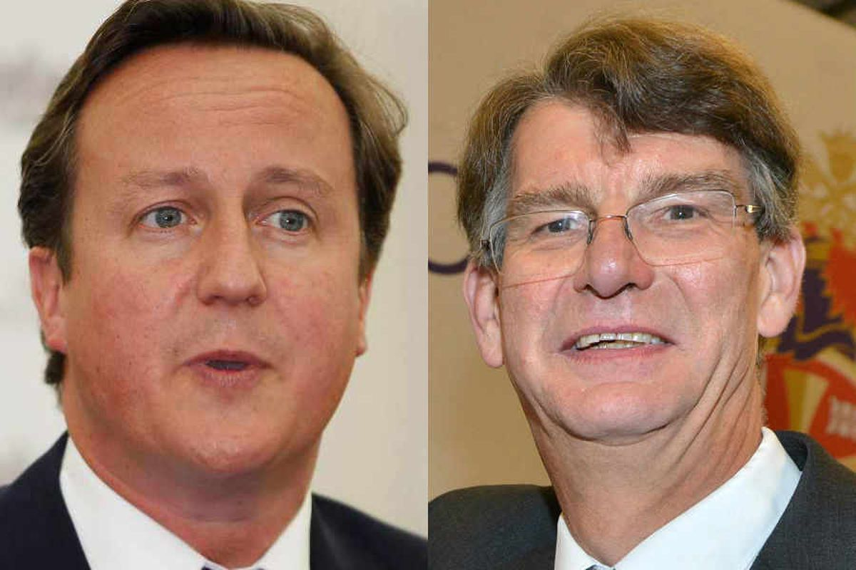 David Cameron opposes Wolverhampton MP Rob Marris's assisted dying bill