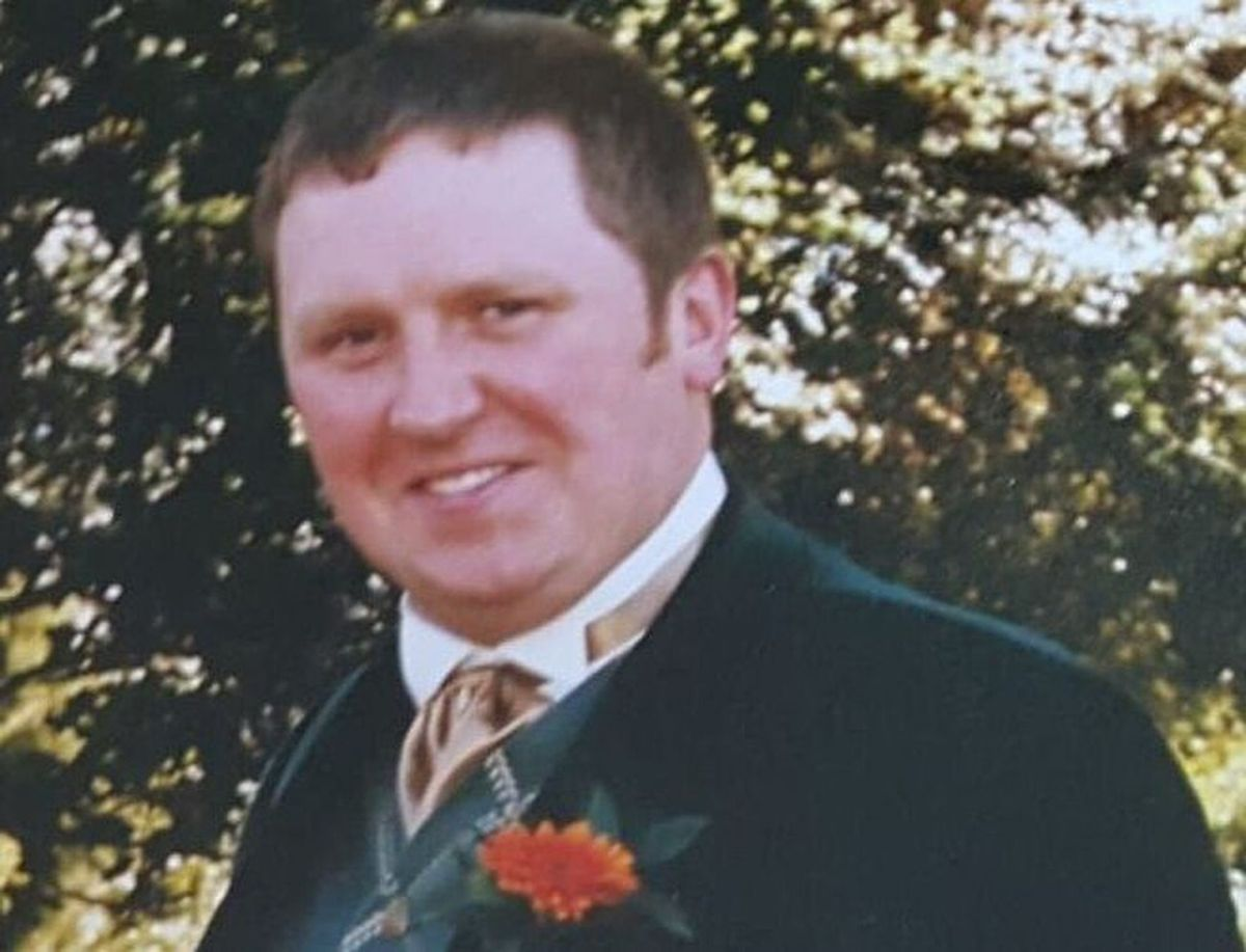 Crash victim Paul Thompson was aged 50 when he died