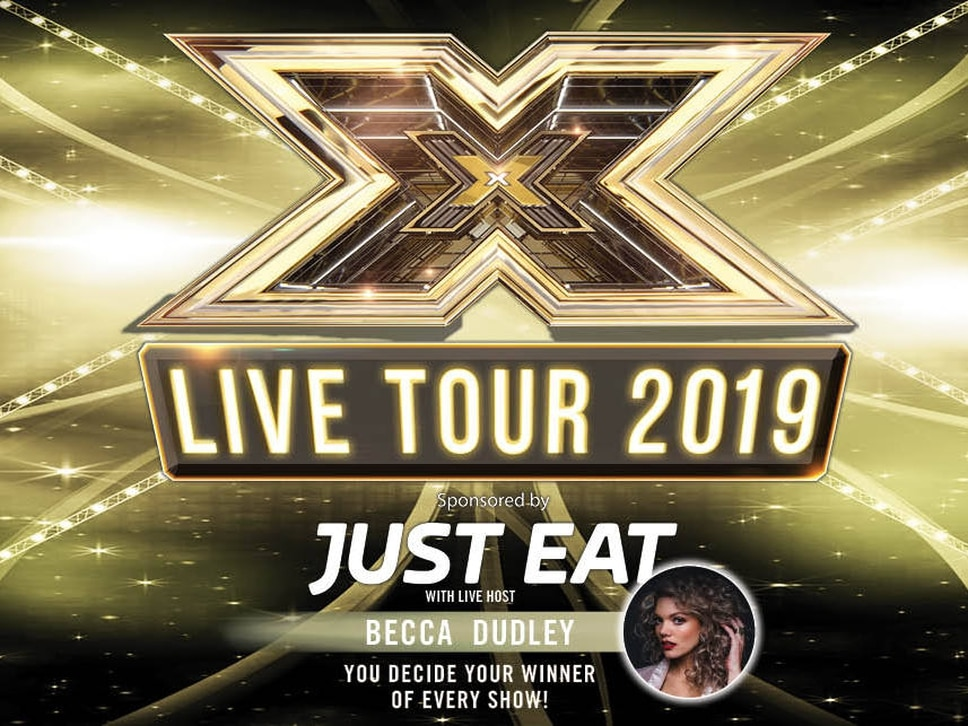 The X Factor Live coming to Birmingham with host Becca Dudley