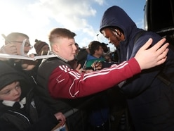 West Brom's Romaine Sawyers grateful for support