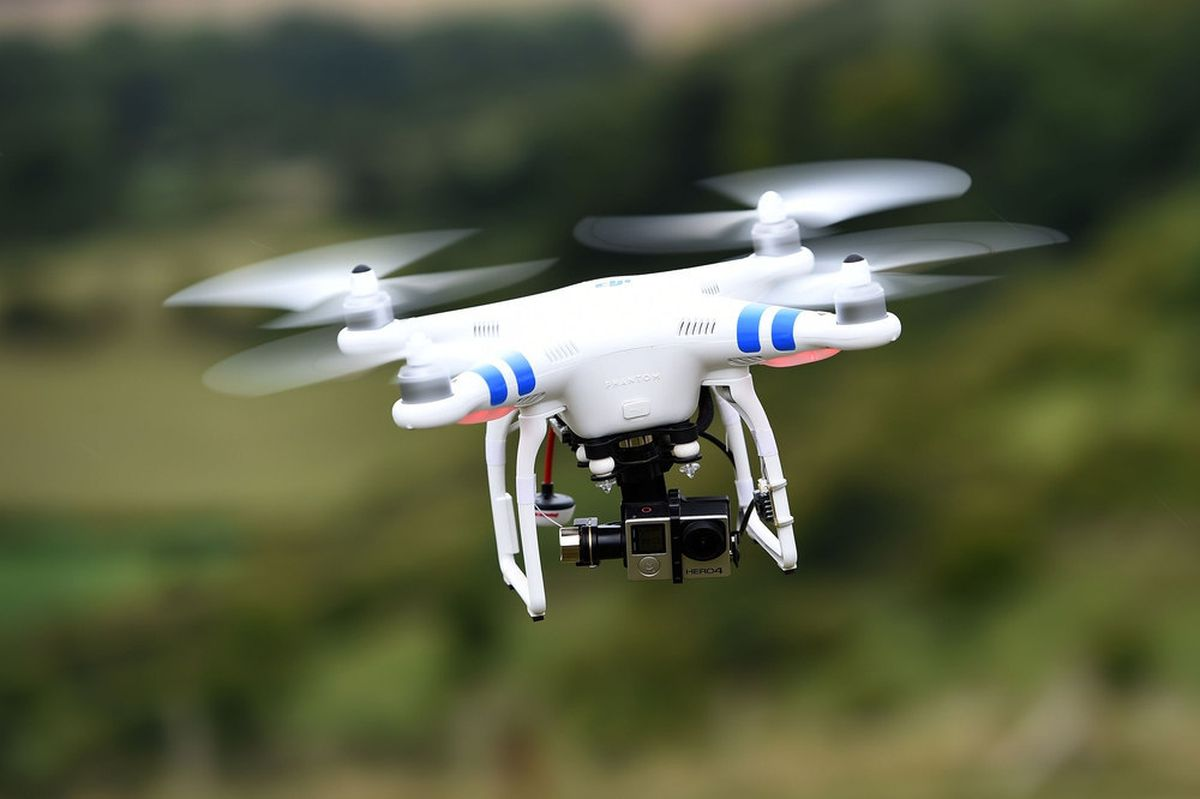 The use of drones is on the rise