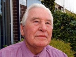 'A true gentleman': Tributes as former Stafford mayor dies aged 89