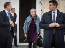 Theresa May faces Tory MPs' anger over Brexit delay