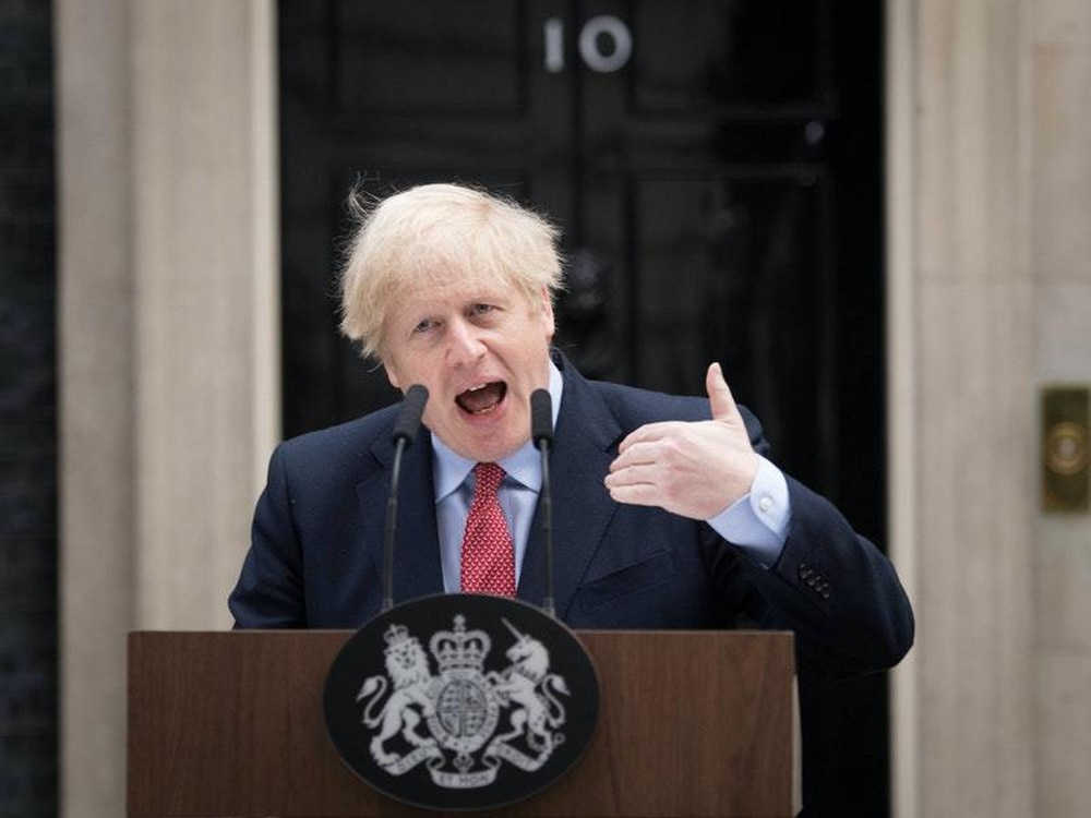 United Kingdom prepared for life after Boris Johnson during Covid-19 scare