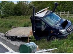 Logistics firm raises concerns over smart motorways