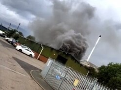 Man critical as two rescued from large fire at Black Country cannabis factory