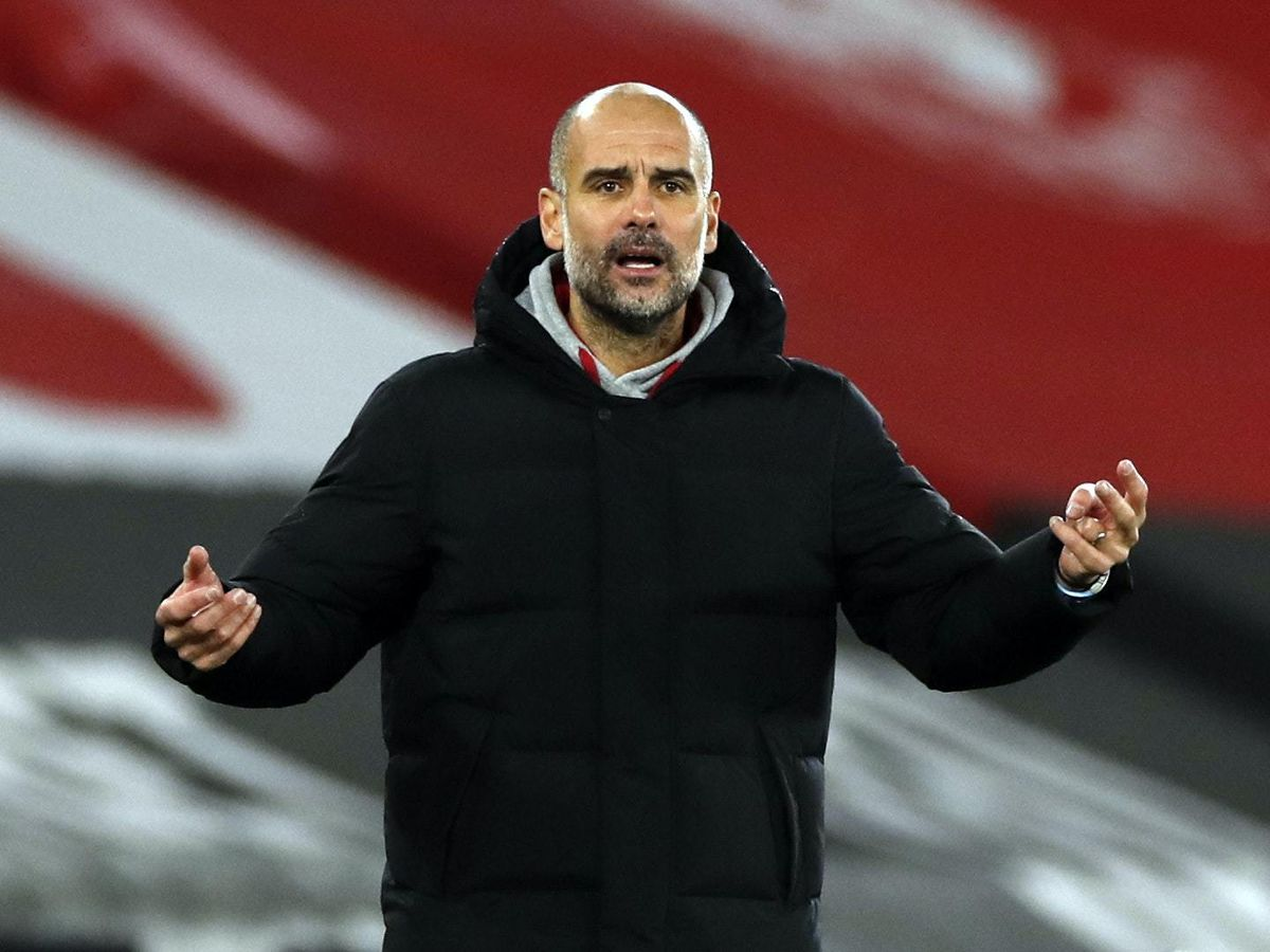 Pep Guardiola: City without five for Chelsea trip after ...