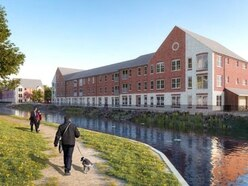 Canalside apartment proposal given green light
