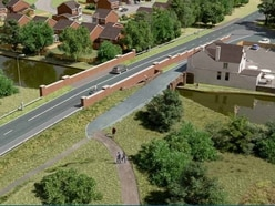 New bridge planned for busy Walsall road