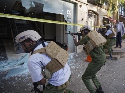 British man killed in militant attack on Nairobi hotel