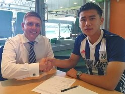 Werder Bremen want to cut short Yuning Zhang's loan from West Brom