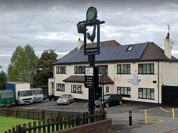 The Cock Inn pub in Dudley Road, Rowley Regis. Photo: Google