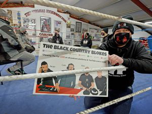 Boxing head coach Kevin Dillon is hoping to cut the suicide rate among men
