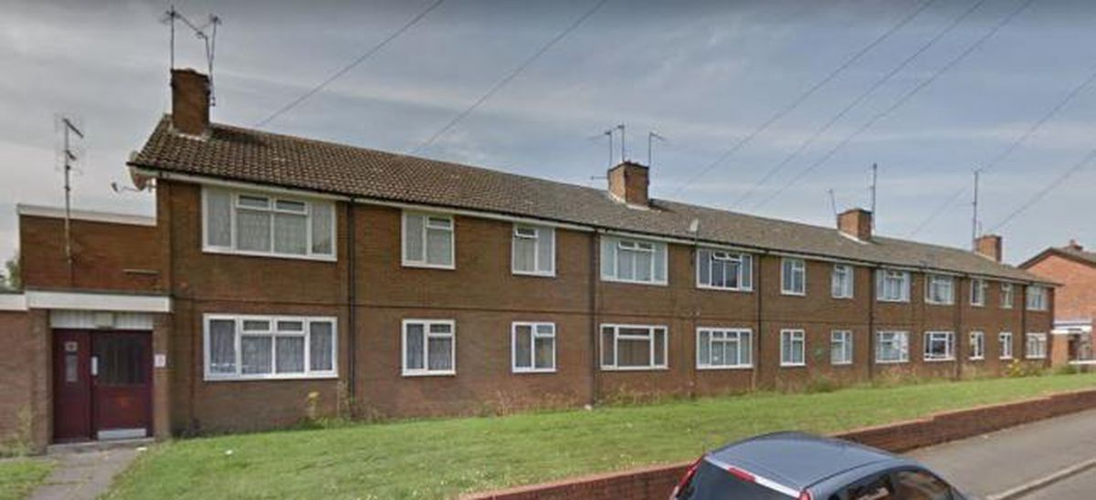 The woman was found dead in the flat on St George's Road after not being seen for two months. Image: Google