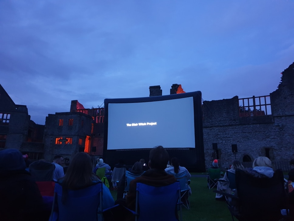 Dudley Zoo and Castle outdoor film screenings cancelled