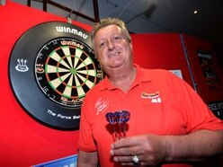 World of darts pays tribute to five-time World Champion Eric Bristow