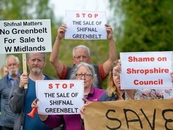 Thousands back outcry on 3,000-home plan off M54