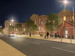 Revealed: How Wolverhampton's iconic Royal Hospital could become dozens of flats