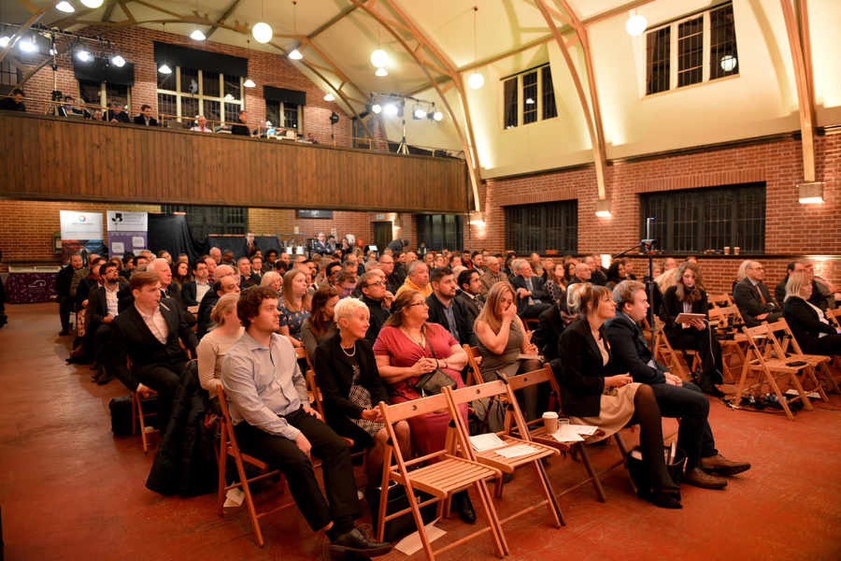 Audience divided on vote after Black Country West Midlands Mayor debate