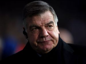 File photo dated 26-12-2017 of Sam Allardyce. PA Photo. Issue date: Friday December 18, 2020. Sam Allardyce has finally come to terms with his 'Fireman Sam' tag as he prepares to embark upon his latest rescue mission. See PA story SOCCER West Brom. Photo credit should read Nick Potts/PA Wire..